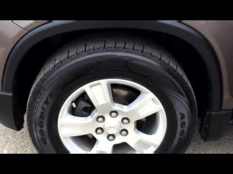 Used 2011 GMC Acadia SLE for sale in Vernon, BC